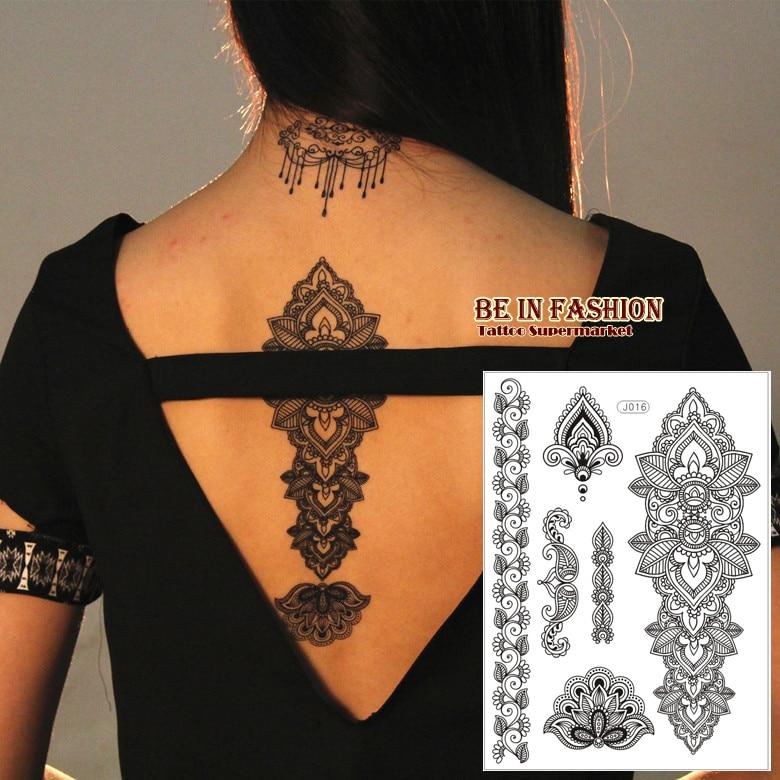 Brown Henna Tattoo: Aliexpress.com : Buy 1piece Wedding Bride Makeup Paint