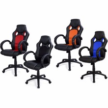 High Back Race Car Style Bucket Seat Office Desk Chair computer chair swivel chair home gaming casual chair top quality CB10068