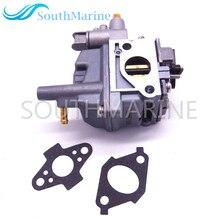 Buitenboordmotor F2.6 04000200 Carburateur Assy en F2.6 04000018 F2.6 04000010 Pakkingen voor Parsun 4 takt F2.6 Boot Motor