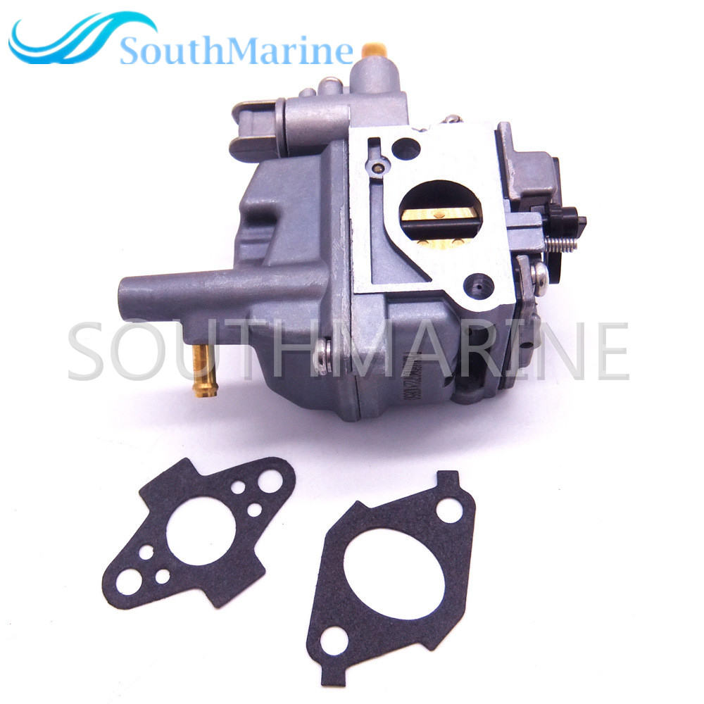 Outboard Engine F2.6-04000200 Carburetor Assy and F2.6-04000018 F2.6-04000010 Gaskets for Parsun 4-stroke F2.6 Boat EngineOutboard Engine F2.6-04000200 Carburetor Assy and F2.6-04000018 F2.6-04000010 Gaskets for Parsun 4-stroke F2.6 Boat Engine