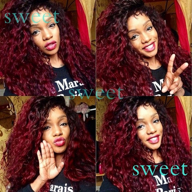 Dark red curly hair the best curly hair 2017 dying my curly hair red from dark no bleach needed you pmusecretfo Images