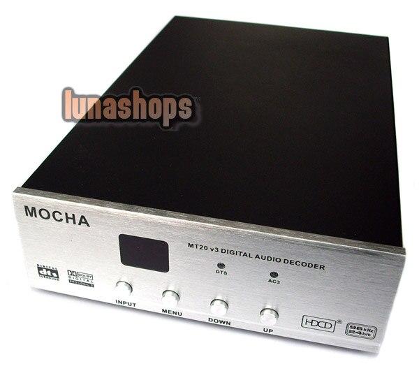 ФОТО Hifi MOCHA MT-20 MT 20 5.1 CH Digital Audio Sound Decoder