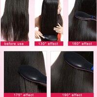 Straight Hair Brush Ceramics Comb Type Electrothermal Brush Safe PSE Certified MS