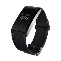 HAIOM A58 Bluetooth Smart Watch Ring Heart Rate Blood Pressure Blood Oxygen Fatigue Sleep Monitoring Call Message Reminder