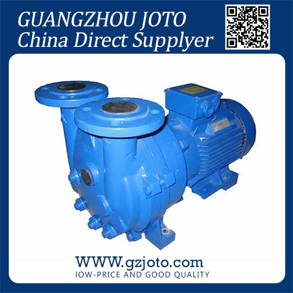 27m3/h Air Vacuum Pump,Water Ring Vacuum Pump Cast Iron 0.81KW Vacuum Pump