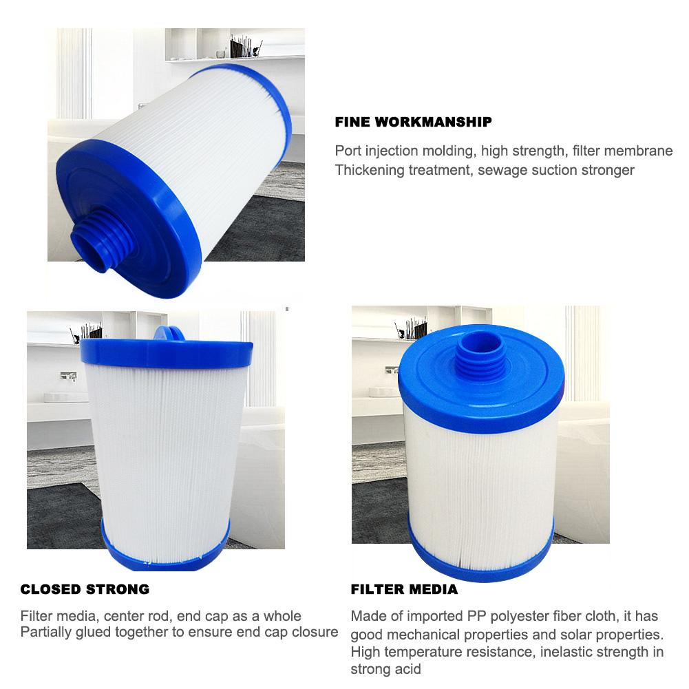 Children Swimming Pool Filter Cartridges Strainer Filter Cartridges Pump  Pool Cleaner For All Models Hot Tub Spas Swimming Pool