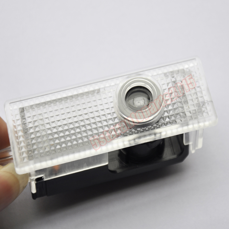 Free Shipping 2 Piece LED Laser Projector Step Door Courtesy Welcome Ghost Shadow Light for BMW Logo