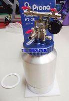 The new Taiwan prona Polaroid pressure barrel RT-2E small pressure barrel / pressure tank / paint bucket simple type 2L