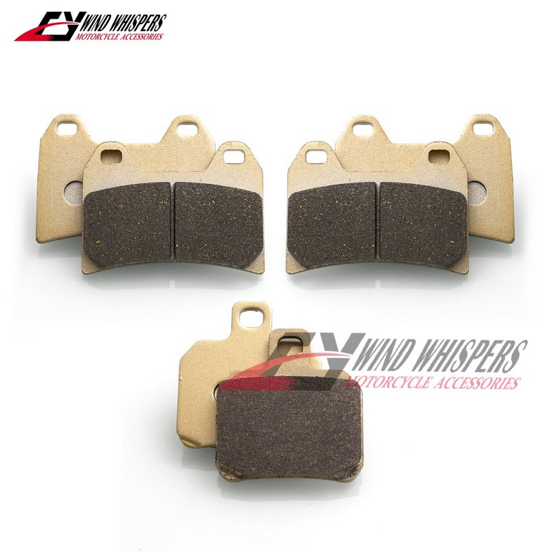 FRONT REAR Brake Pads DUCATI 1198 2009 2010 2011