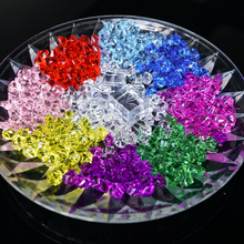 Festive-Supplies Acrylic Simulated Ice-Cube Artificial-Decorations Photography 20pc/Lot