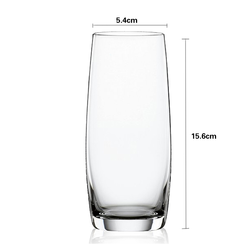 Glass juice cups design - Aliexpress Com Buy Brief Germany Design 350ml Wine Juice Glass Cup Highball Tumbler Water Drink Cups Milk Mug Bar Party Drinkware Free Shipping From
