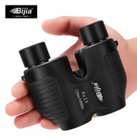 NEW Binoculars 8x25 Fixed Focus Compact Telescope Game Football Concert Porro Prism Gift Mini Compact Hunting Binoculo Spyglass