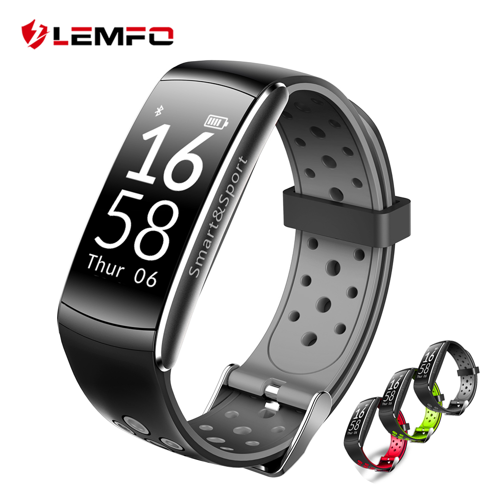 LEMFO Q8 Smart Wristbands Fitness Bracelet IP68 Waterproof Smart Bracelets Heart Rate Monitor Fitness Bracelet Band