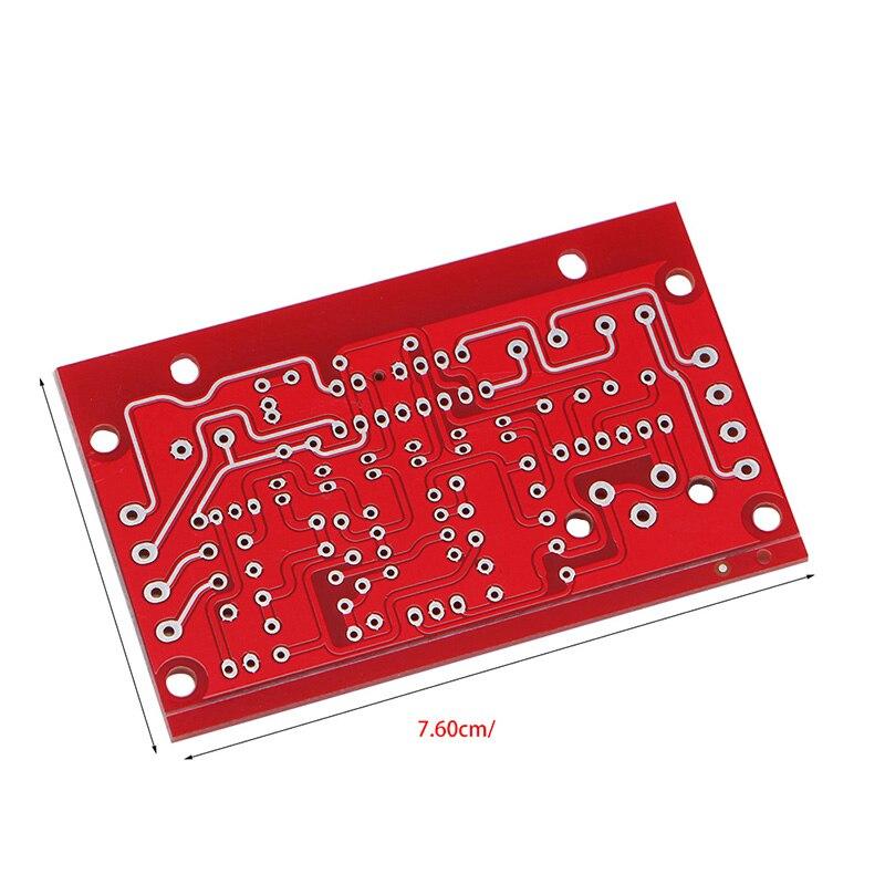 TDA7377 Power Amplifier 2.1 DIY kit 3 Channel Sound Audio AMP Board 12-18V DC