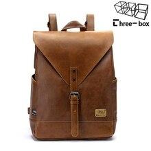 Бизнес-мешок покупок mochilas hot! школа кожаные ноутбук рюкзак женская путешествия большой