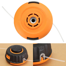 Grass Trimmer Head Replacement Thread Nylon Line Grass Cutting Lines Brush Cutter Head for Garden Strimmer Parts