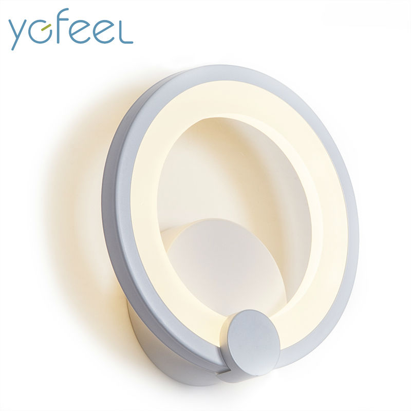 Wall Lamps Beside Bed : [YGFEEL] 8W LED Wall Lamps Modern European Simple Style Living Room/Bedroom Lamp Beside Reading ...