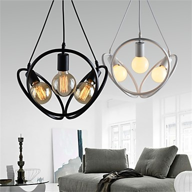 American Loft Iron Art Retro Pendant Light Fixtures Fashion Industrial Vintage Lighting For Living Dining Room Hanging Lamp стоимость