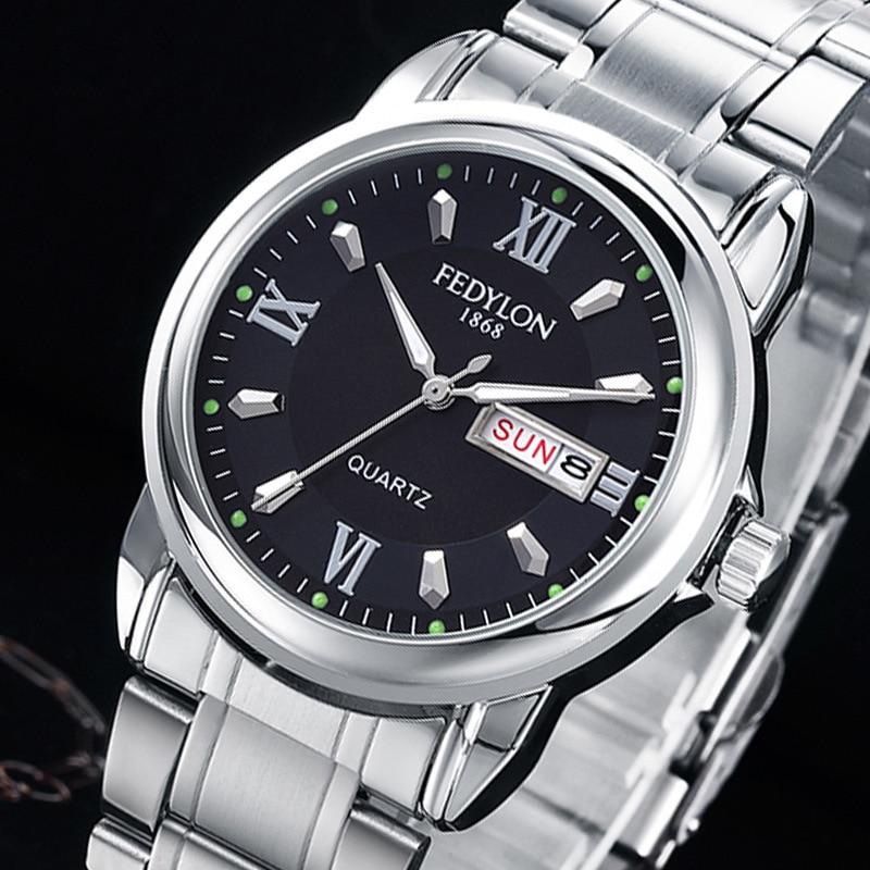 Fedylon Ανδρικά ρολόγια Top Brand Πολυτελή - Ανδρικά ρολόγια - Φωτογραφία 2