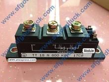 TT18N800TOC SCR prostownik sterowany silikonem moduł tyrystorowy tanie tanio Fu Li