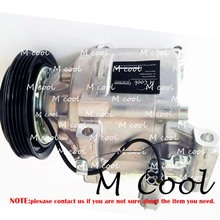 New AC Compressor For Toyota Corolla Echo 1.5L 442100-3000 4421003000