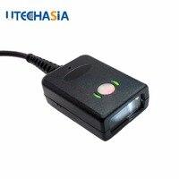 Barcode Scanners MS4100 2D QR Code COMS Reader Auto POS Vaste Mount Ondersteuning USB Interface Zwart