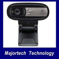 Logitech C170 Original Webcam With Microphone USB Web Cam Camera HD Plug And Play For PC