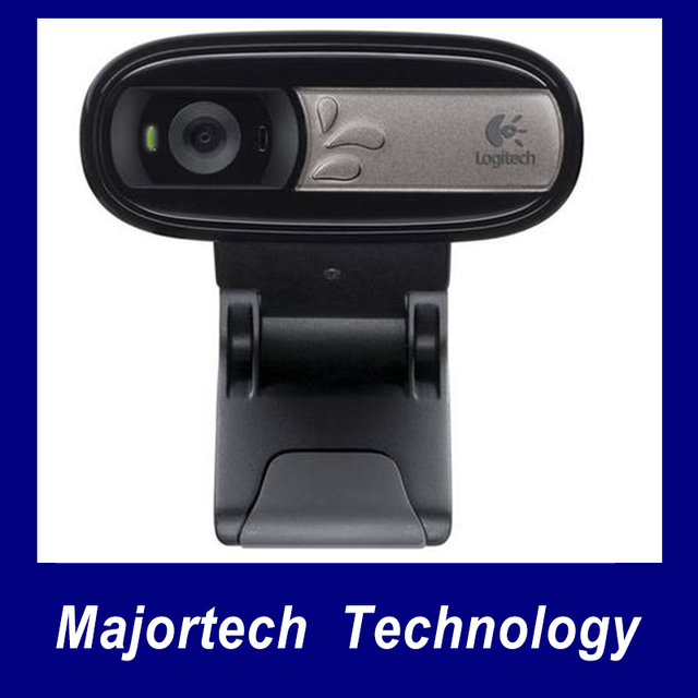 Logitech C170 Webcam Gốc với Microphone USB Web Cam Máy Ảnh HD Plug-And-Play, cho Máy Tính Xách Tay Máy Tính Xách Tay Tablet TV BOX