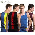 patchwork shirts men tank tops solid slim tank tops summer wear for men casual shirts 5 colors  5J0430