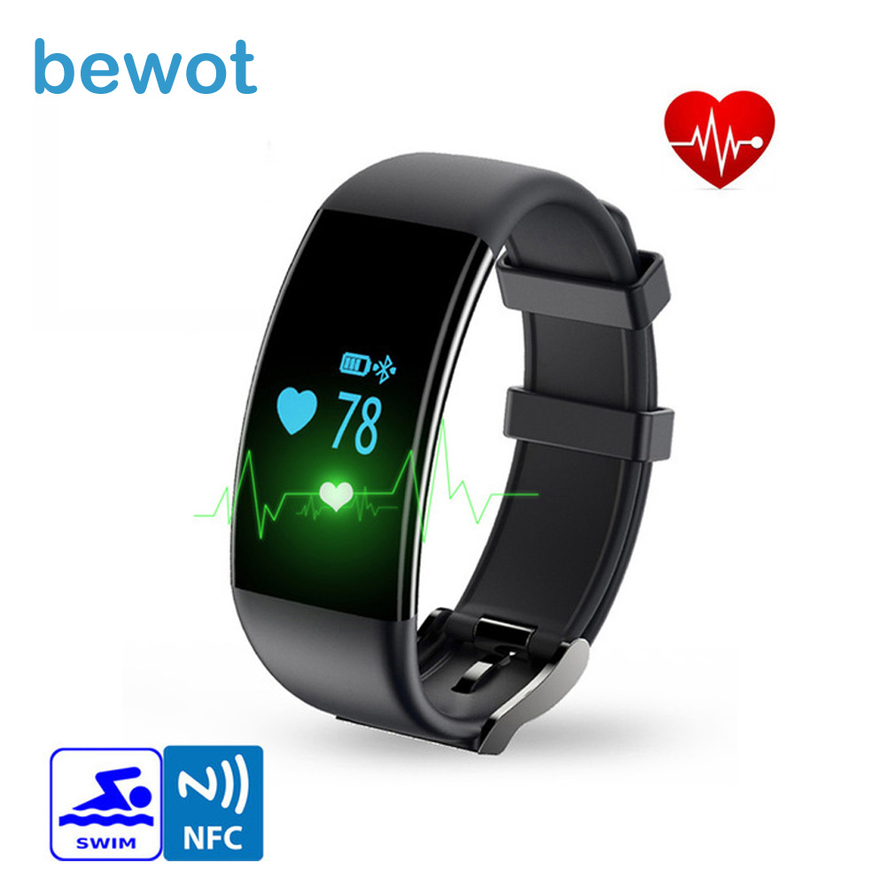 Original Smart Band DiFit D21 Waterproof Smart Wristband Heart Rate Monitor Bluetooth Fitness Tracker Wristband for iOS Android