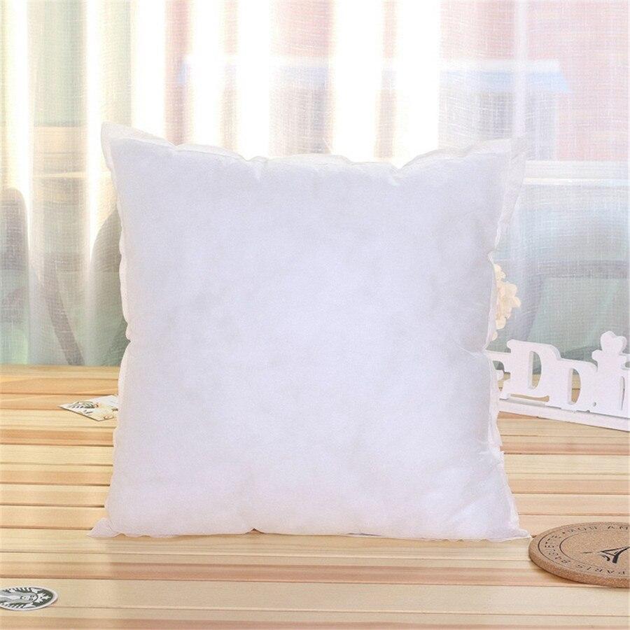 Núcleo interno não tecido do coxim do sofá do núcleo 400g pp do coxim do núcleo quadrado do coxim do algodão