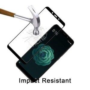 Image 5 - Pour Xiaomi Mi A2 verre trempé sur pour Xiaomi Mi A2 Lite A1 A3 verre de protection Xiomi Ksiomi Xaiomi Mia2 A 2 1 A2lite 5X 6X Film