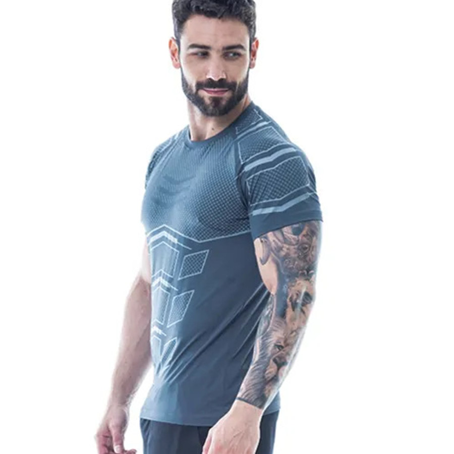Men Workout Shirt 107