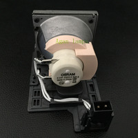 Original Bare Lamp With Housing SP 8MQ01GC01 For Projector OPTOMA DH1010 EH1020 EX612 EX615 HD20 Q8NJ