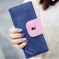 2017 New Women Wallets Cute Cartoon Bear Lady Purse PU Leather Clutch Wallet Card Holder Fashion Handbags Free Shipping J442