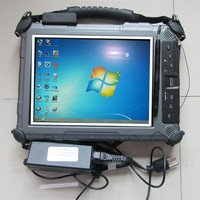 High Quality Xplore Ix104 C5 Tablet Diagnosis Laptop with mini sata SSD win7 system for BMW ICOM auto scanner