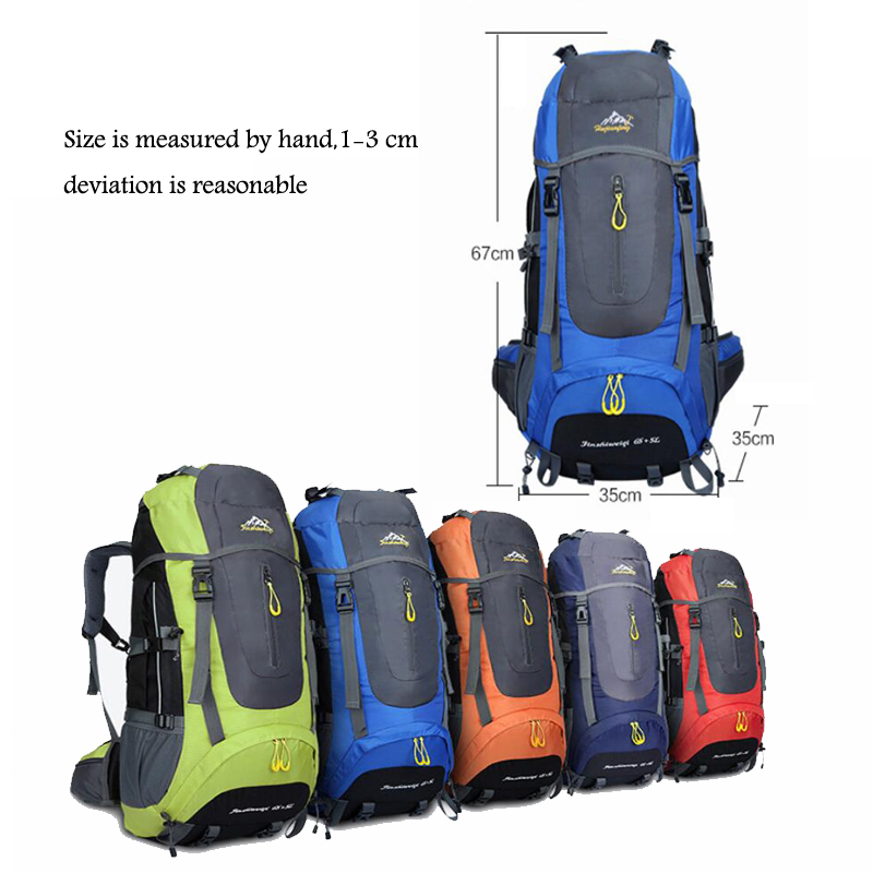 Outdoor Camping Sport Bag For Traveling Travel Backpack Male Waterproof Bag Beach Big Rucksack Outdoorer Male Bags Men's Bags 2