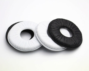 Image 2 - Best price 70MM General Replacement Ear Pad Cushion Earpads for Sony MDR ZX100 ZX300 V150 V300 Headset earpads