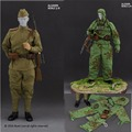 "Alert Line AL10009 1/6 Ratio Soviet Sniper Soldier Uniform Military Clothes Clothing Sets F 12"" Figure Toys Model"