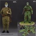 "Alert Line AL10009 1/6 Ratio Soviet Sniper Soldier Uniform Military Clothes Clothing Sets F 12"" Figure Toys Model"