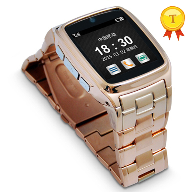 2017 Best Gift To Wife Husband Bluetooth Smart Watch Man Woman Full Stainless