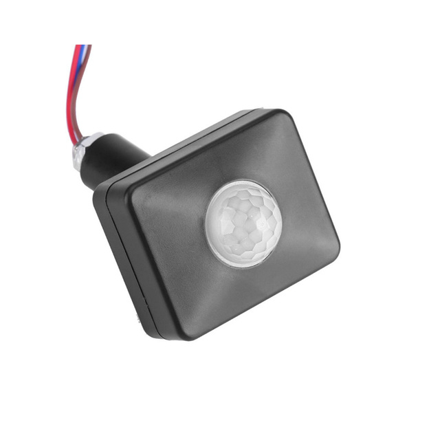 Motion Sensor Light Switch Outdoor Ac85 265v Automatic Infrared Pir For Led