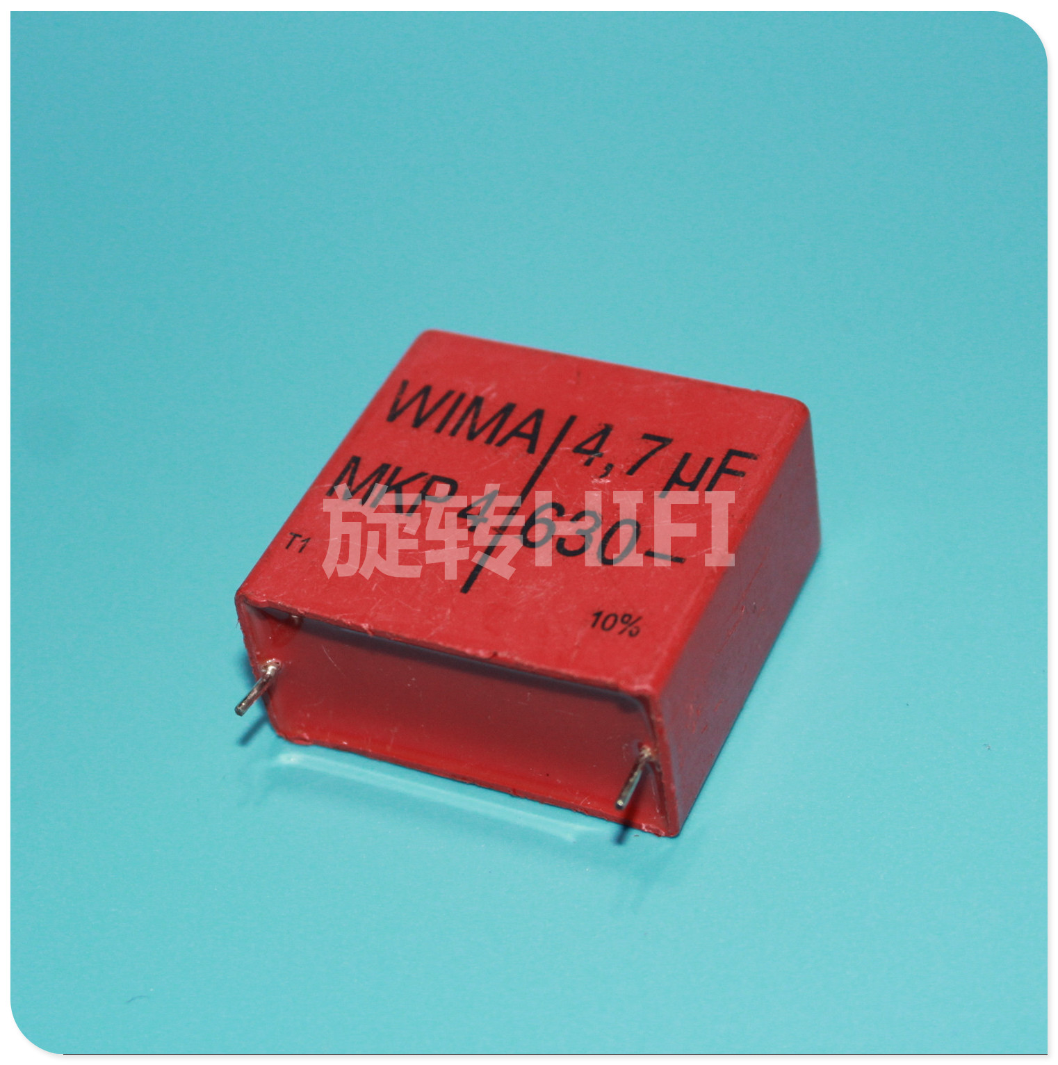 20PCS WIMA MKP4 4.7uf 475/630v 4u7  New for audio coupling capacitor p37 free shipping