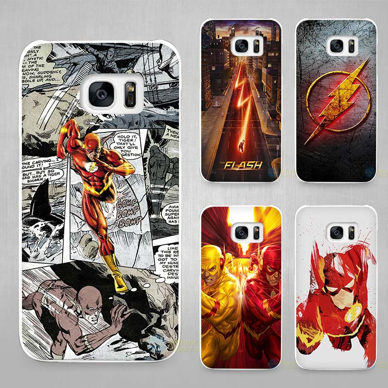 coque galaxy s7 flash