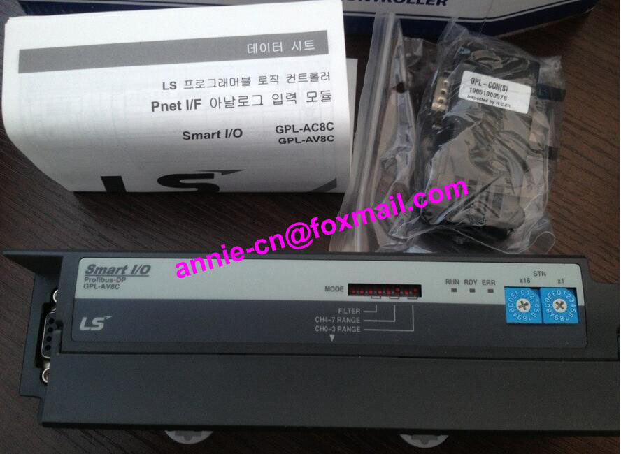 100% New and original G3I-A14A, G3I-A24A  LS(LG) PLC k1000S series input module