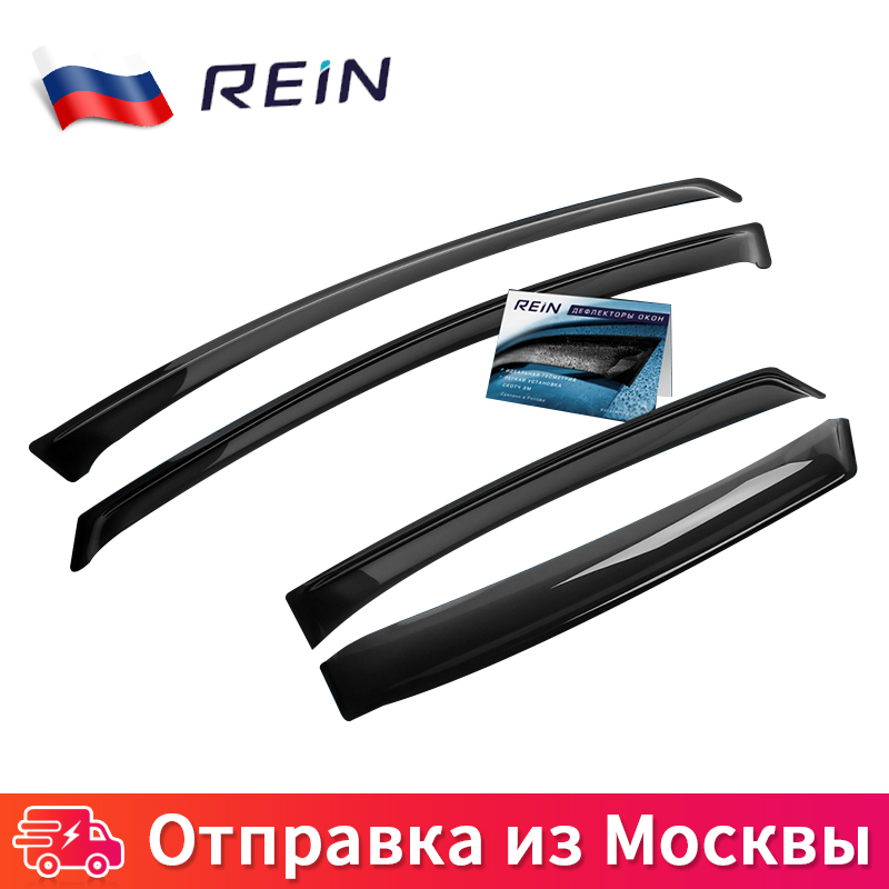Side window deflectors window visor Sun rain wind deflector accessories For Hyundai ix35 2010 2011 2012 2013 2014 2015 jinke 4pcs blade side windows deflectors door sun visor shield for buick excelle xt