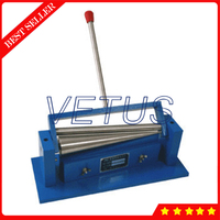 ZQ II Paint film Cone Bending Tester Paint Film Flexible Tester Tapered Shaft Bending Instrument Cone Axis Bend Tester