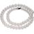 FEIGE Estilo Clássico de Alta qualidade 8-9mm Branco de Água Doce Pérolas Cultivadas Gargantilha Collier Colares para mulheres Fino jóias Colar