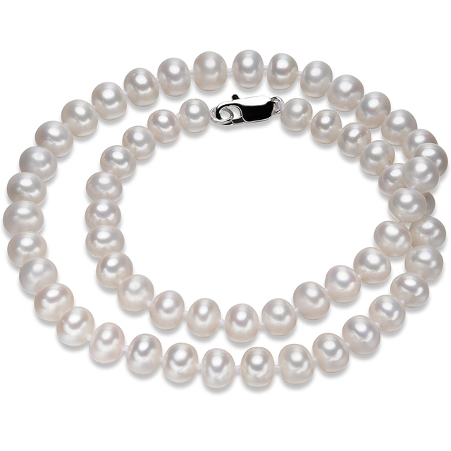 Women Freshwater Pearl Necklace