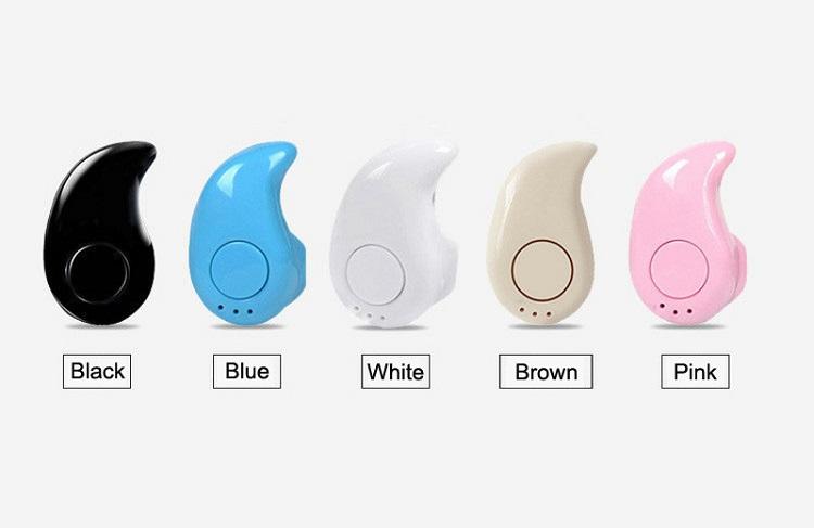 Mini Bluetooth Stereo Headset Wireless Headphones bluetooth Earphone with Microphone Car Call Handsfree Headphone for xiaomi (21)